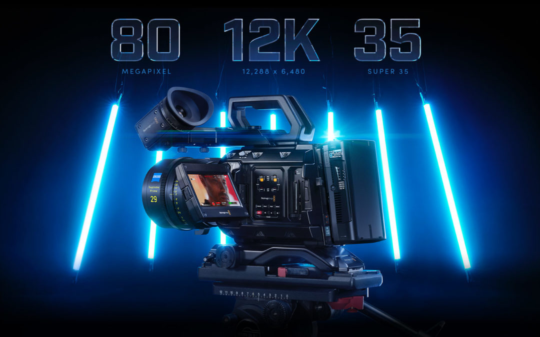 The New Ursa Mini Pro 12K