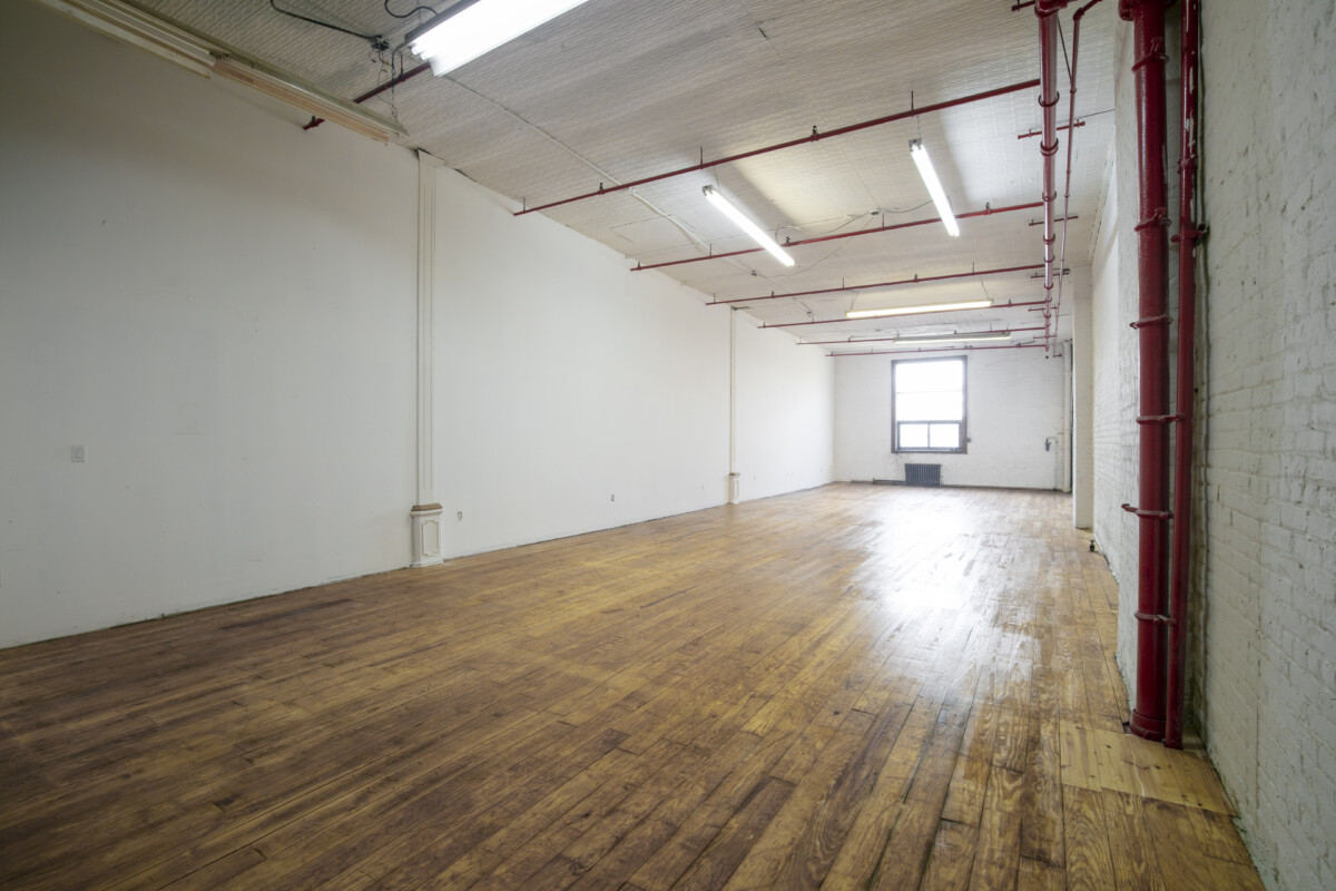 Empty Event Space