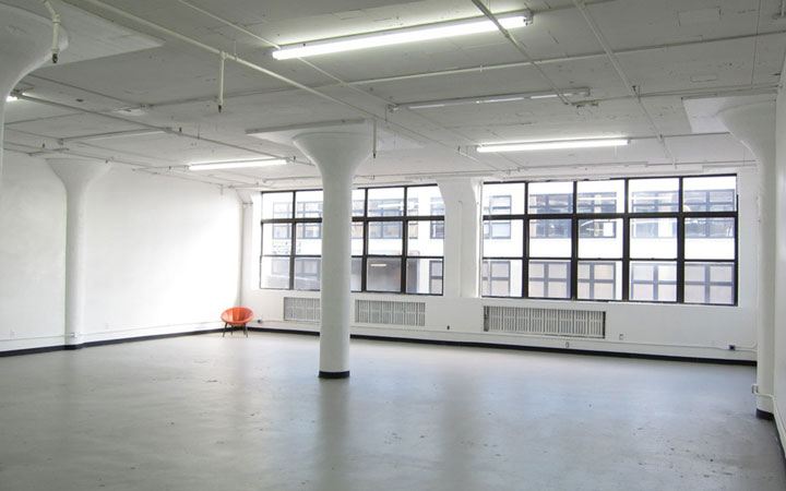 Long Island City Daylight Studio Rental