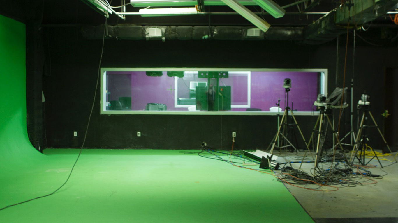New Jersey Green Cyc & WebCasting Studio