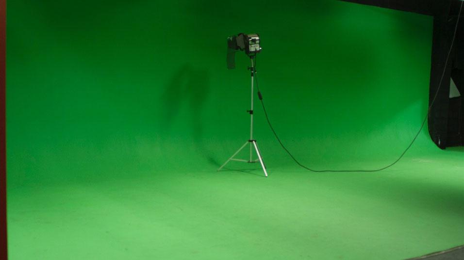 New Jersey Green Cyc Studio Cyc