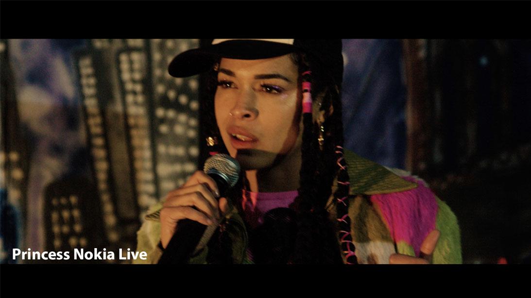 Princess Nokia Live Performance