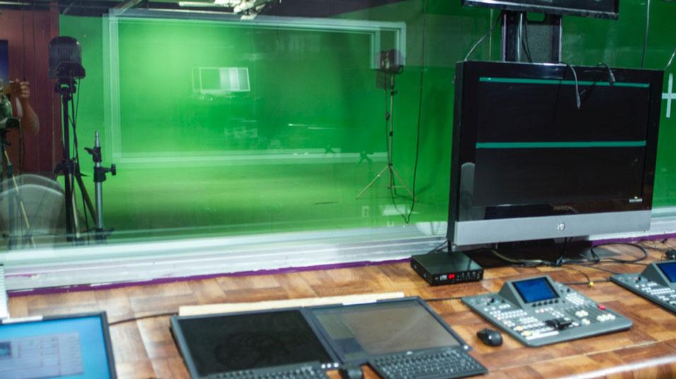 New Jersey Green Screen & WebCasting Studio