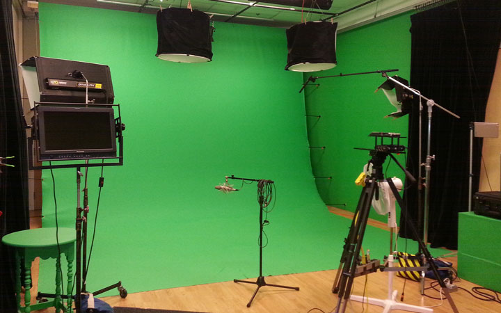 Green Screen Stages –  Chelsea 26 Studio B