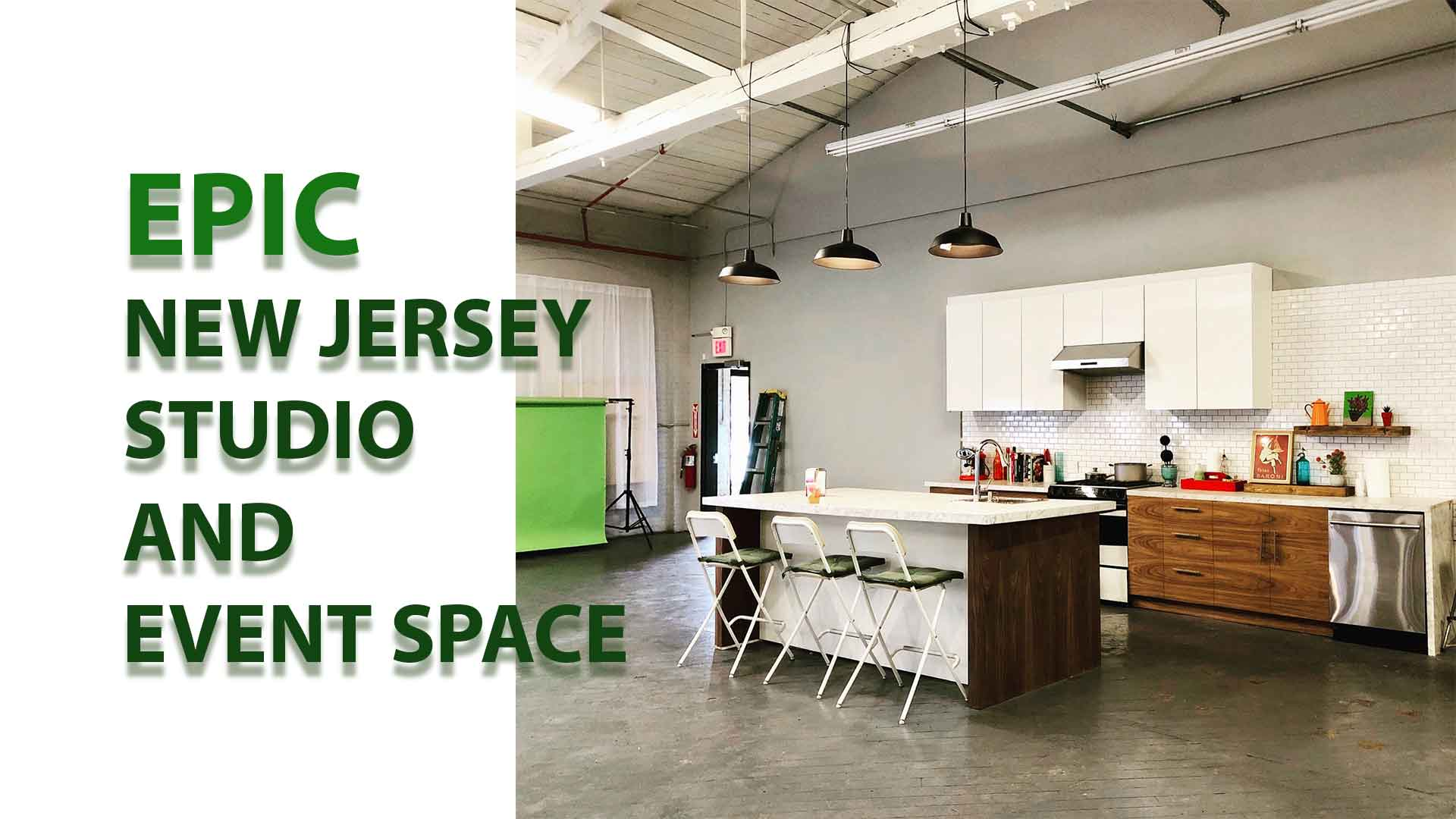Epic New Jersey Studio and Events