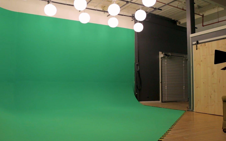 Massachusetts Gren Screen Cyc Studio Rental