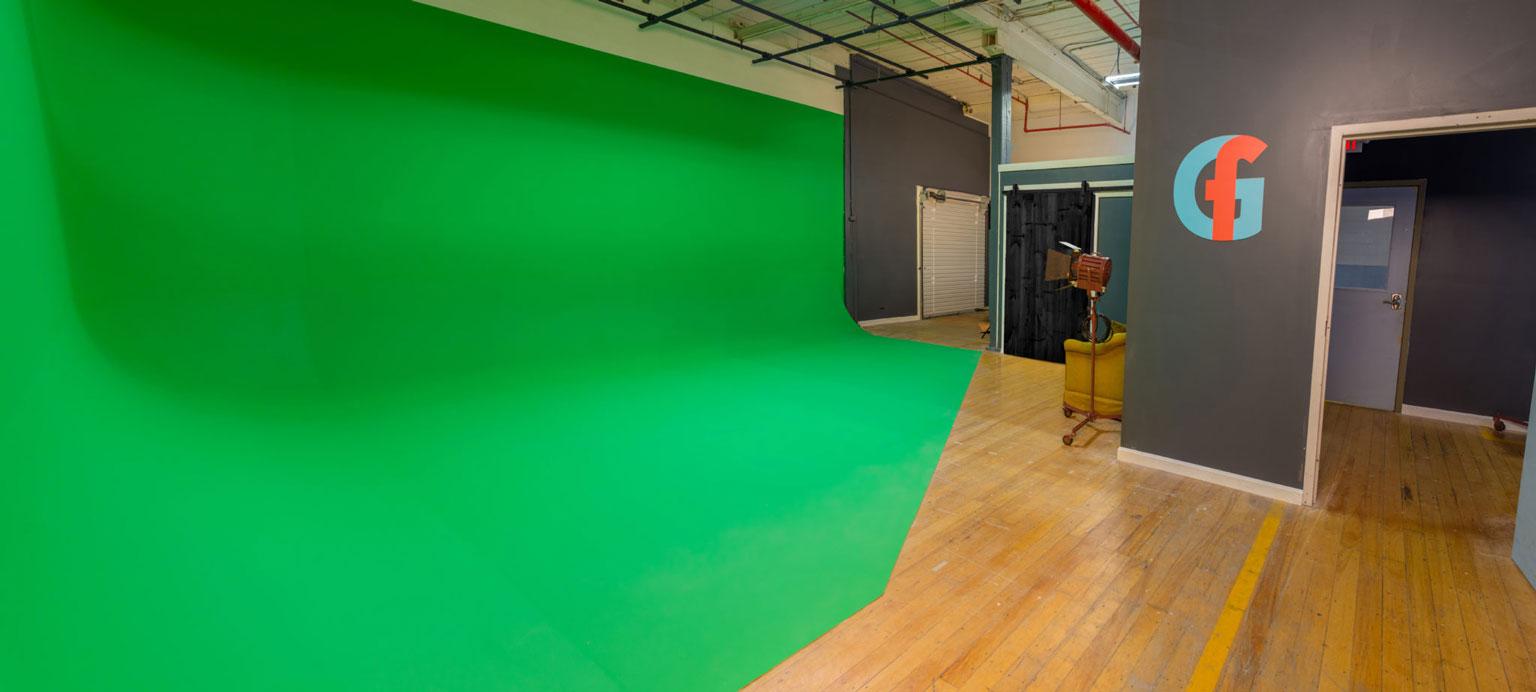 Massachusetts Green Screen Cyc Studio Rental