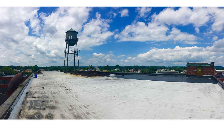 New Jersey Epic Studio Space Rooftop