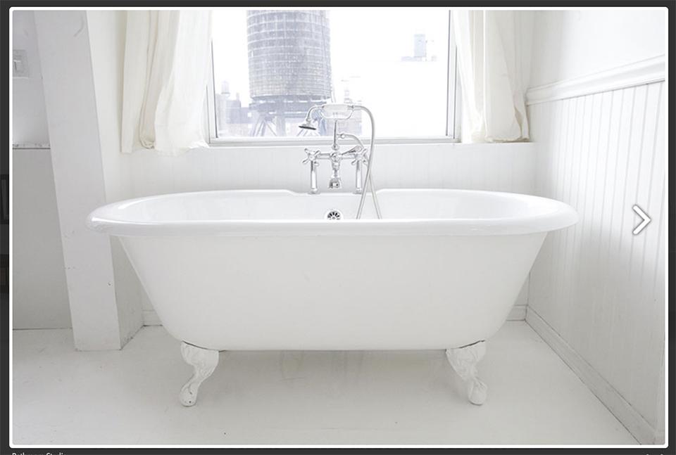Shoot-In Bathroom Manhattan CU