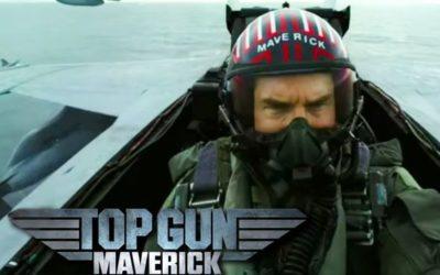 "NEW! ""Top Gun: Maverick"" Trailer"