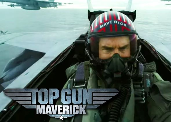 "NEW! ""Top Gun: Maverick"" Trailer"
