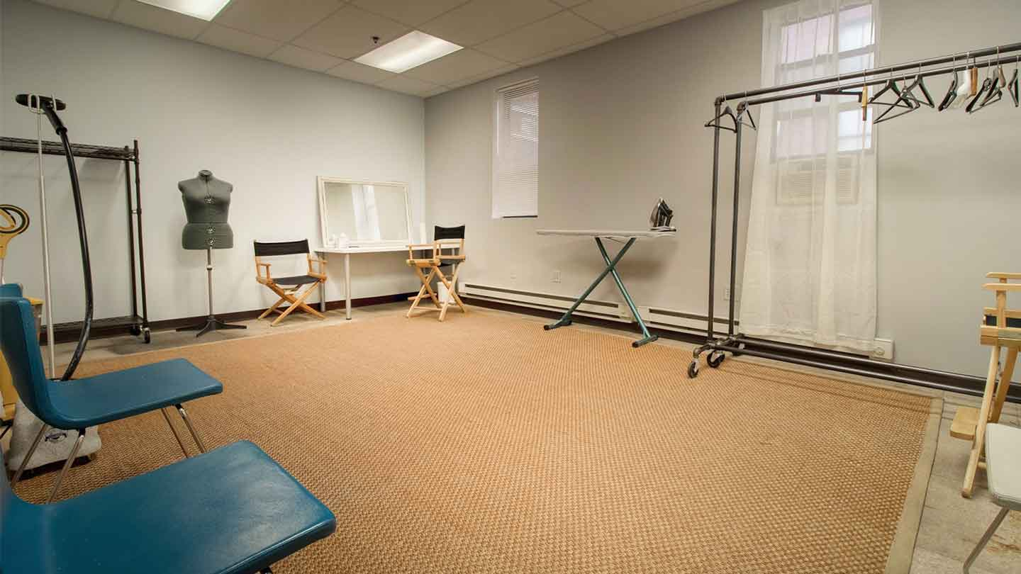 New Jersey Epic Studio and Event Space Dressing Room