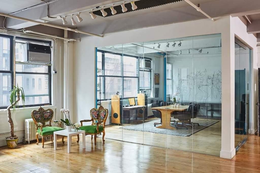 Green Room Chelsea 26 Studios