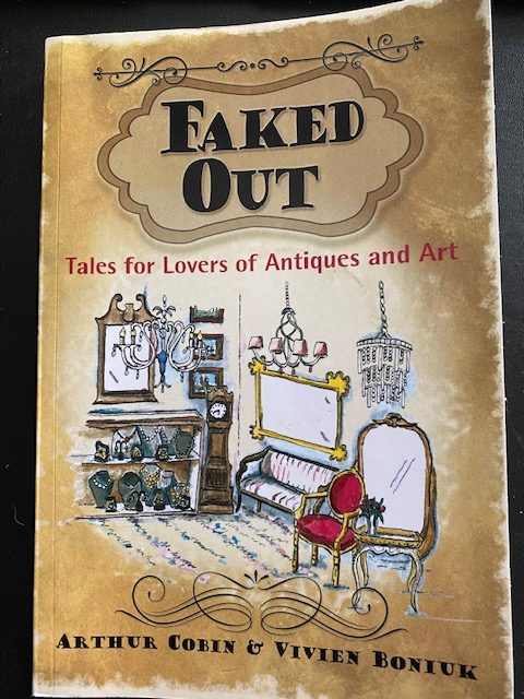 Faked Out Book Front Cover