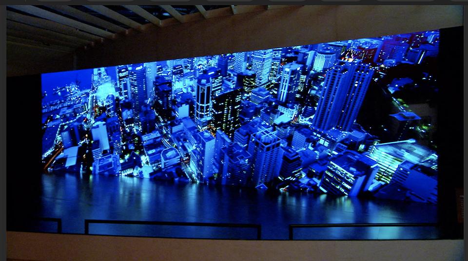 Sony LED Video Wall