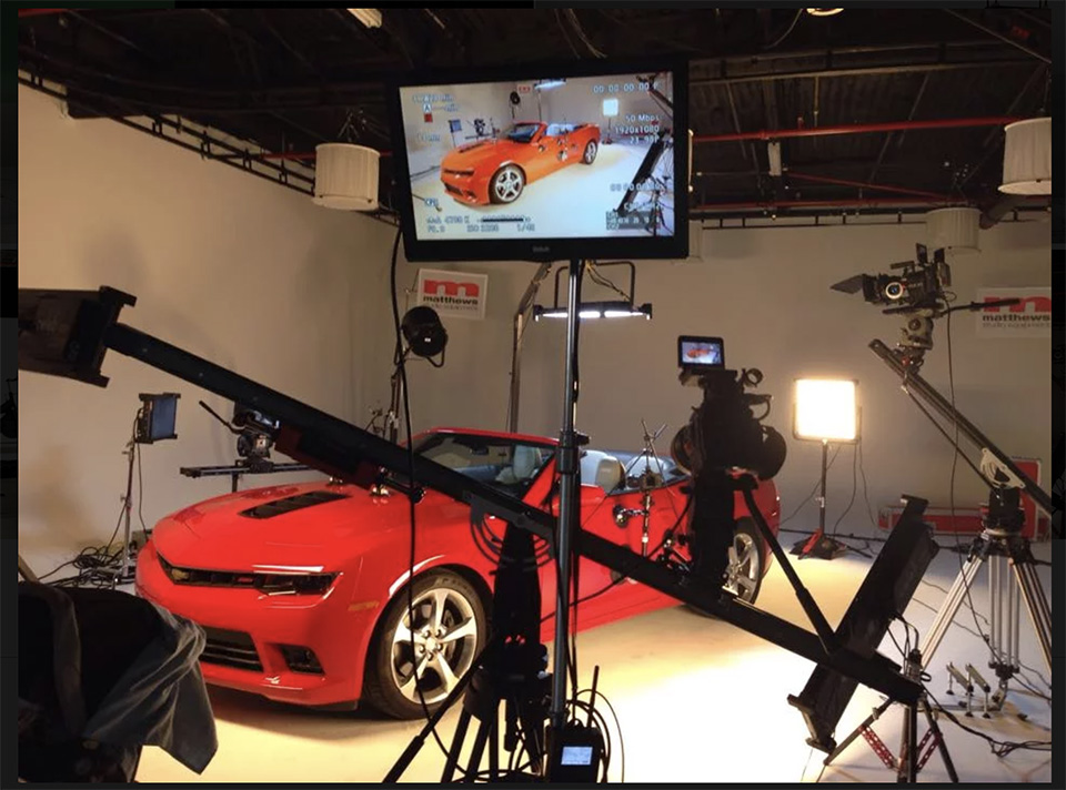 Victory Studios LA Drive In Stage