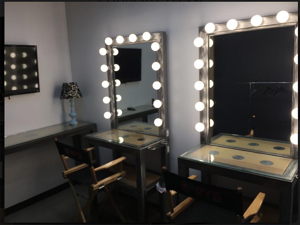 Victory Studios LA MU/Hair Room