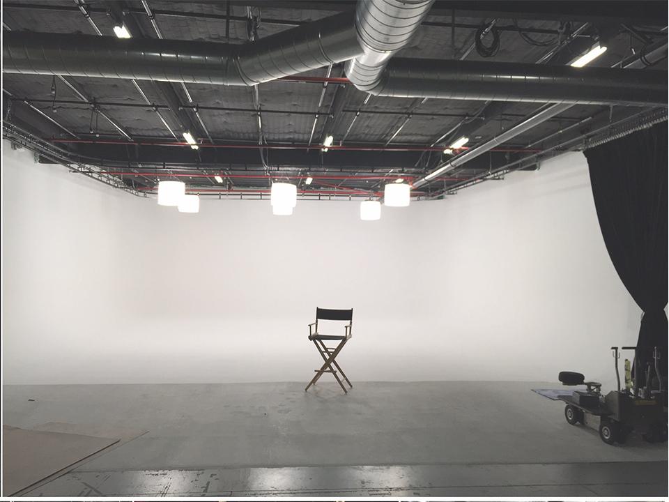 Victory Studios LA White Cyc Stage