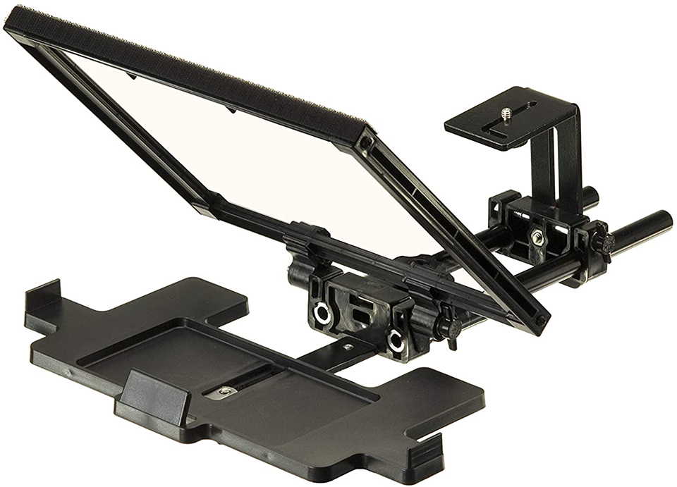Zoom iPad Pro Teleprompter 1 Frame