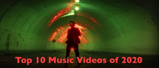 Top 10 Music Videos of 2020