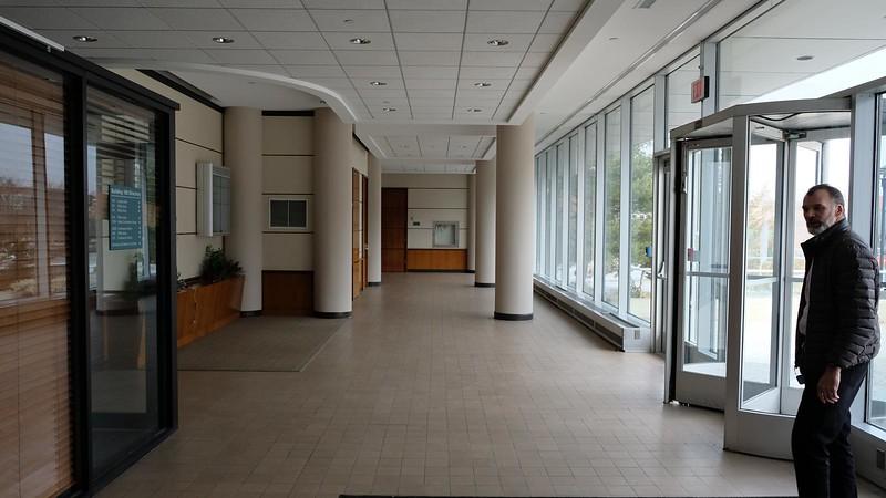 002 - Lobby, BLDG 180 - PEARL RIVER, NY-L