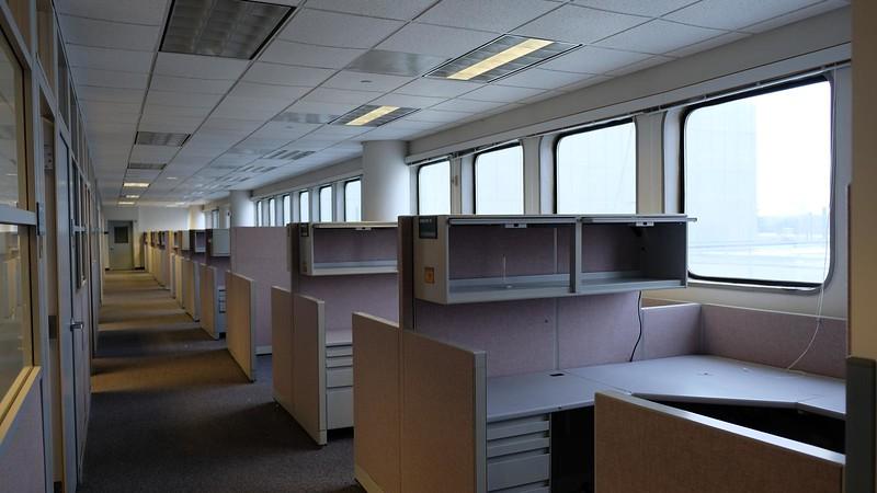 020 - Office, Cubes, BLDG 180 -5