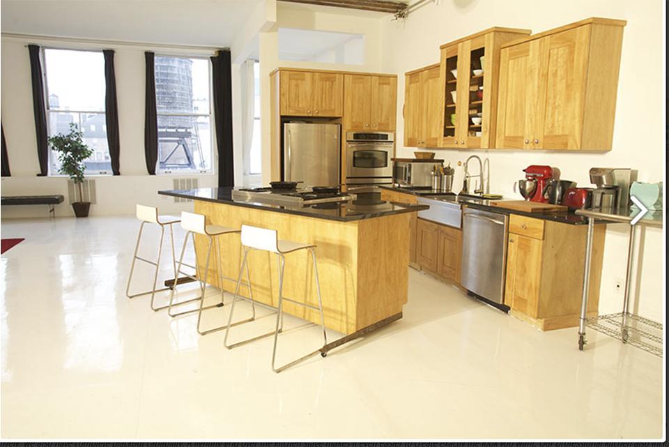 Best Shoot-In Kitchen NYC 17