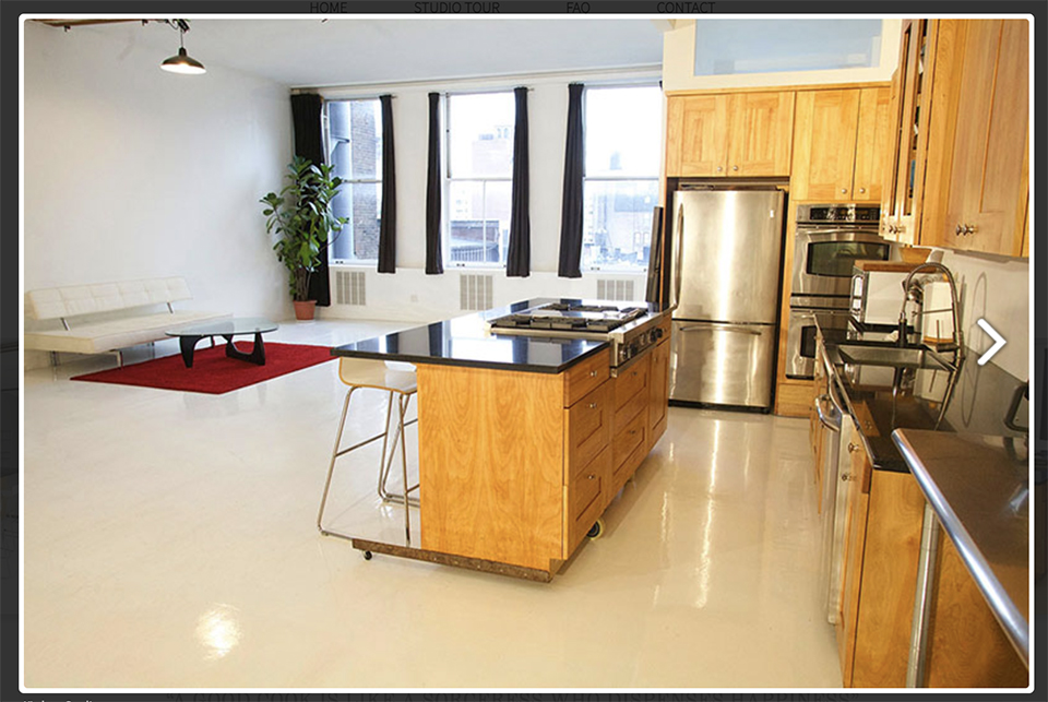 Best Shoot-In Kitchen NYC Side view CU