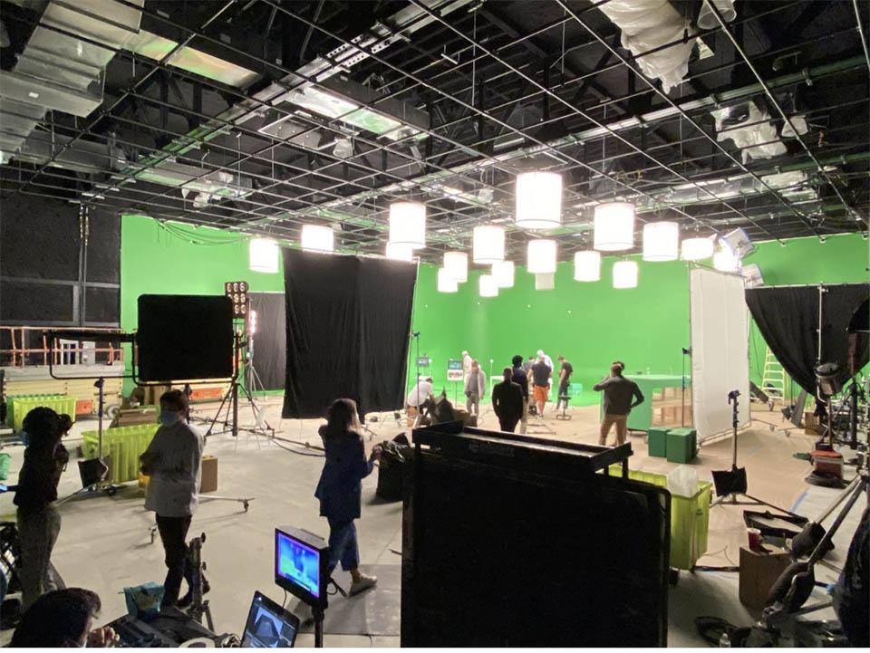 Brooklyn Green Screen Mega Stage