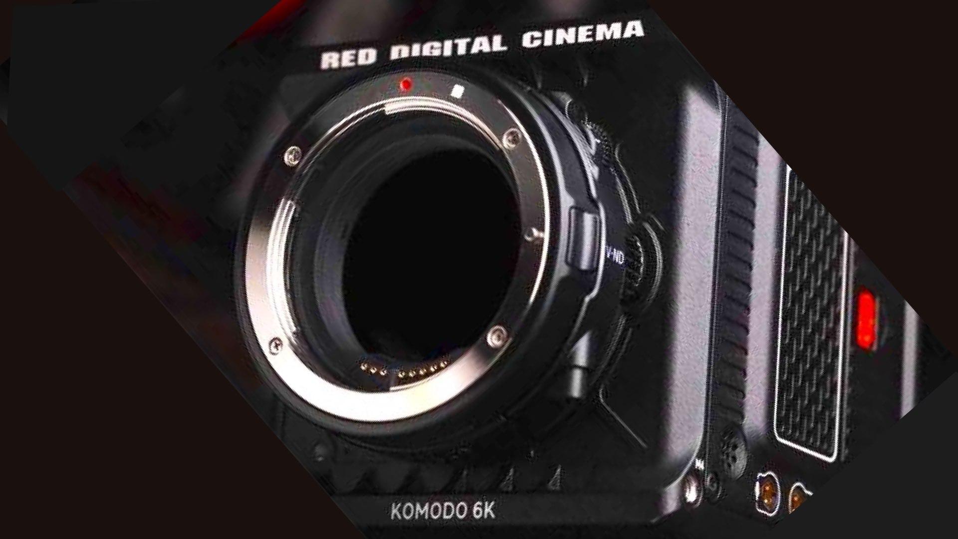 RED Komodo 6K Cine Camera