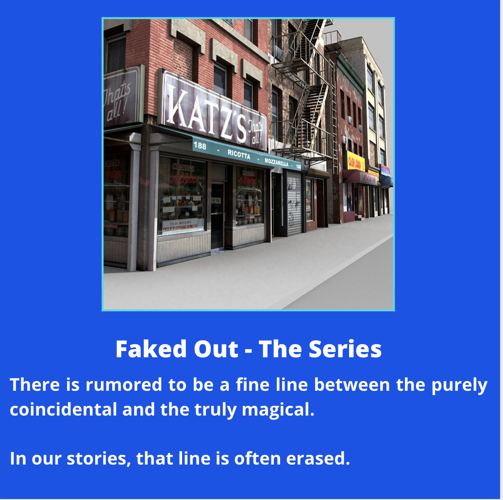 FAKED OUT- IN PROGRESS 5
