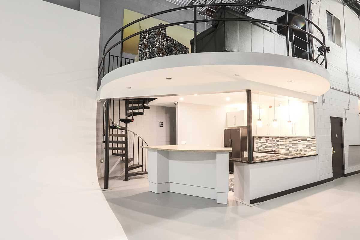 Brooklyn Green Screen Studio Kitchen