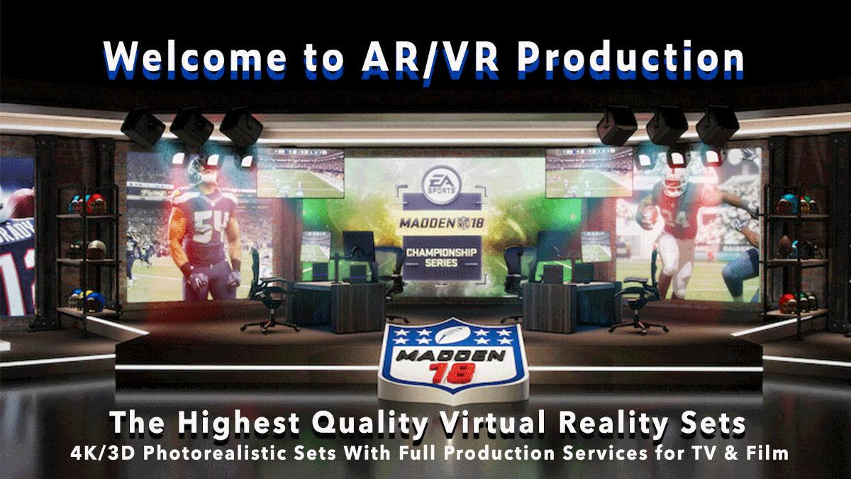 AR/ VR production