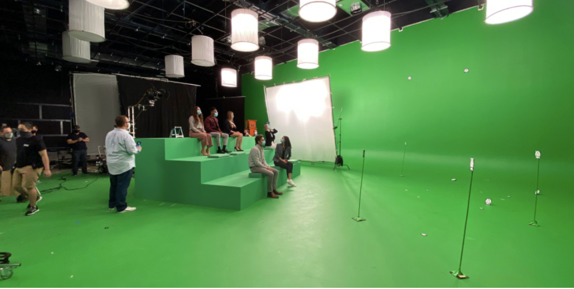 Brooklyn Mega Green Screen SFX Stage