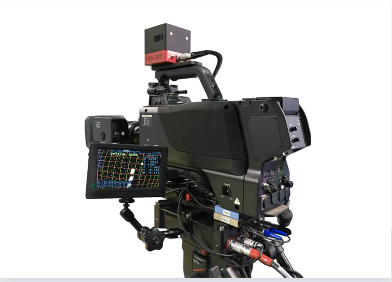 Rent Mos-Sys StarTracker Camera Tracking Solution: On Camera