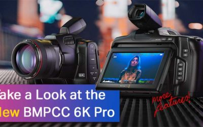 The NEW Black Magic Pocket Cinema Camera 6K Pro – Is It Worth It?