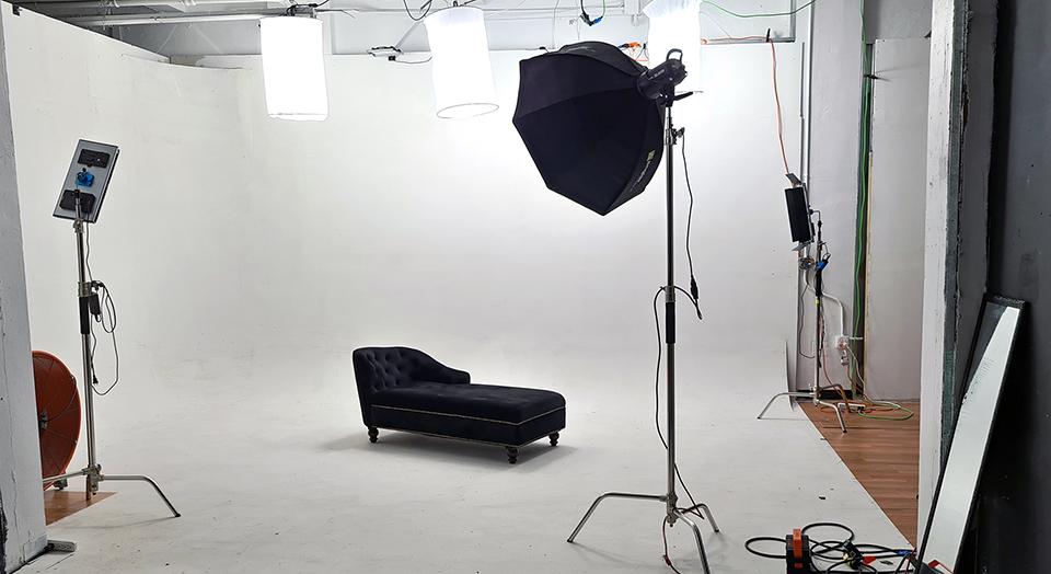 Midtown Green Screen/White Cyc Studios NYC