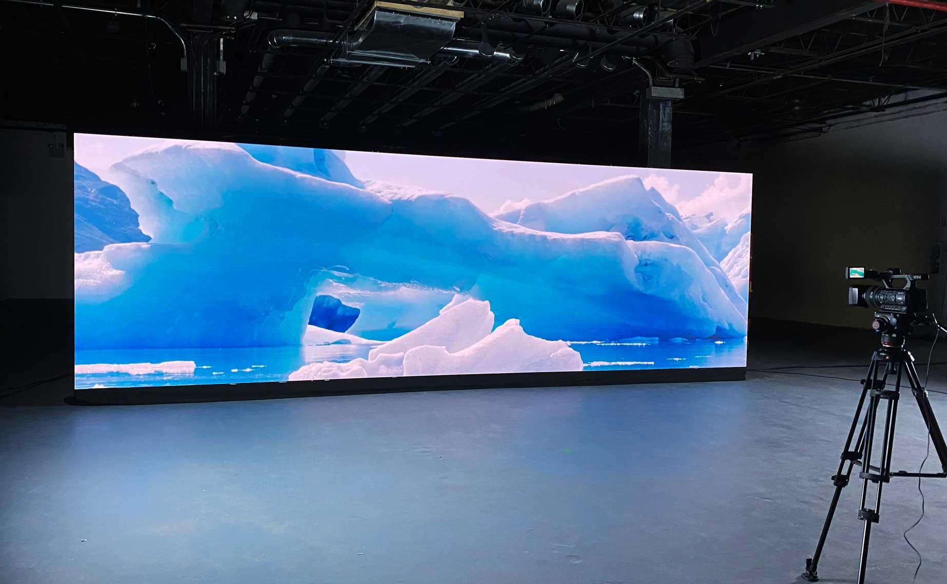 LED Video Wall Studio
