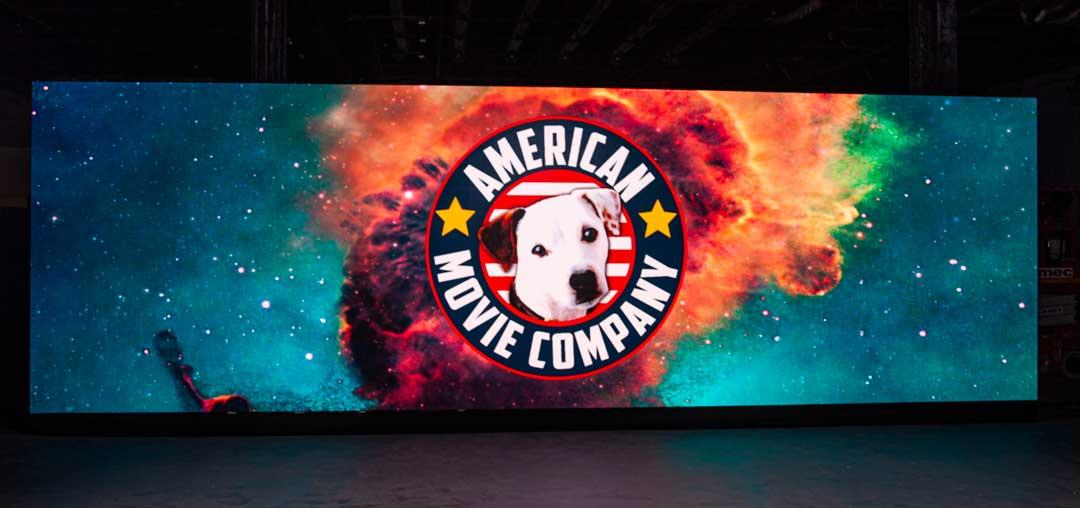 American Movie Company LED Video Wall