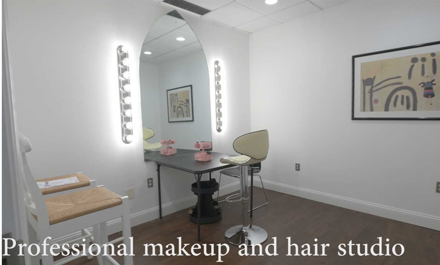 North Jersey Hair and Makeup station