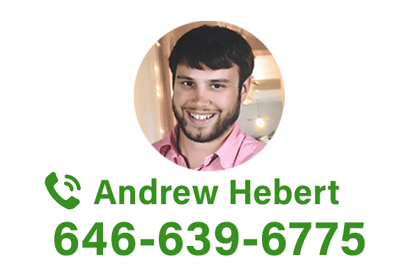 Andrew Hebert Production Coordinator at American Movie Company, phone number 646-639-6775