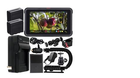 Atomos Ninja V 4K Recording Monitor, Camera Accessories