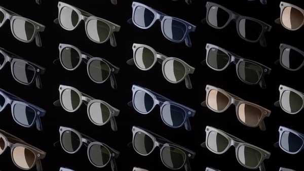 Facebook's New Smart Glasses