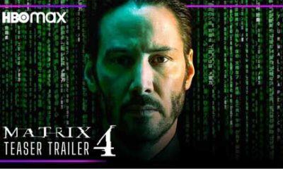 MUST WATCH New Trailer for the Matrix Resurrections