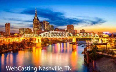 WebCasting Nashville