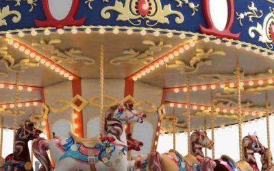 Animated AR Carousel